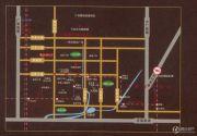 绿地新里缇香公馆交通图