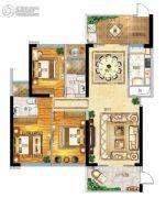 帝�Z苑3室2厅2卫139平方米户型图