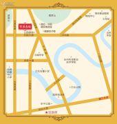 翠屏春晓交通图