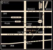 碧桂园翡翠山交通图