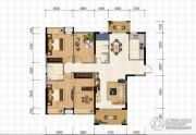 米兰公馆4室2厅2卫0平方米户型图