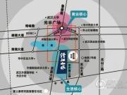清江山水交通图