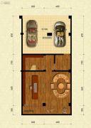 保利融信大国�Z2室0厅0卫205平方米户型图