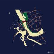 江湾一品交通图