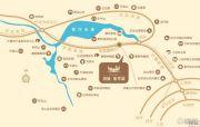 鸿威・翡翠城交通图