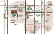 绿地香颂公馆交通图