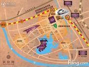 万景城交通图