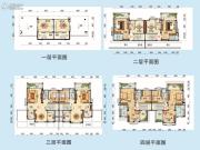 碧桂园・凤凰城【梧州】581平方米户型图