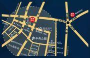 桂林金茂中心交通图