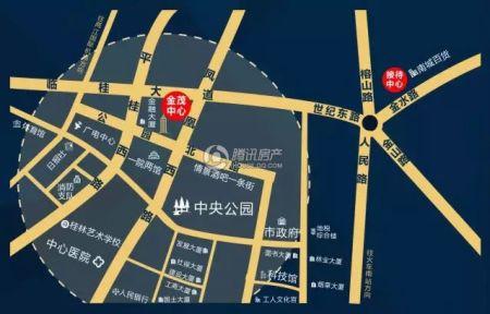 桂林金茂中心