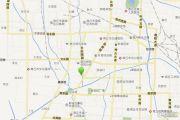 华锦・翡翠城交通图