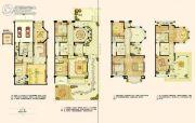 阿维侬庄园4室2厅5卫458平方米户型图