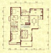 恒大名都4室2厅2卫185平方米户型图