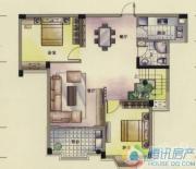 东方名城0室0厅0卫198平方米户型图