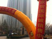 京贸国际城实景图