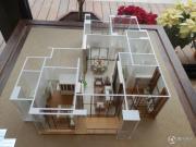 龙�Z山3室2厅2卫170平方米户型图