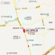 步阳江南甲第交通图