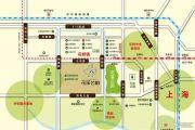 裕花园花溪公馆交通图