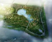 紫竹半岛效果图