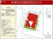 金融城绿地中心规划图