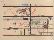 聚铭智慧城交通图