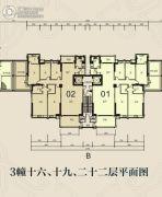 时代明珠君庭5室2厅3卫269平方米户型图