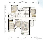 青岛星河湾4室2厅0卫180平方米户型图