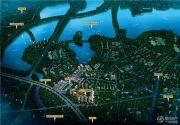 中国铁建北湖国际城规划图