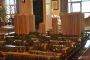 �|方米兰国际城沙盘图