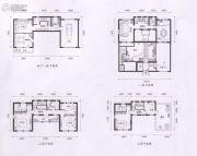 歌林和院366平方米户型图