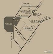 恒瑞大湖山语交通图