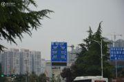 金地西沣公元交通图