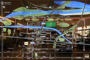 龙溪城交通图