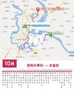 锦绣山河・低碳智慧新城交通图