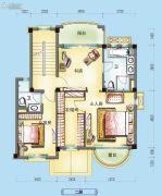 碧桂园假日半岛5室2厅5卫250平方米户型图