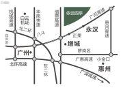 依云四季交通图