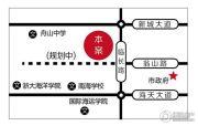 广宇・锦澜公寓交通图