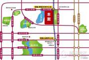 白金壹号交通图
