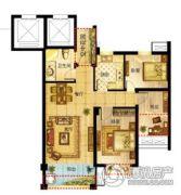 盐城碧桂园4室2厅1卫0平方米户型图