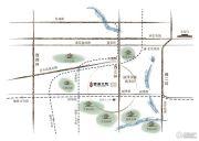 泰禾西府大院交通图