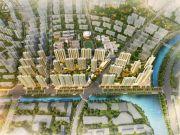 中国铁建梅溪青秀外景图