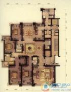 合生・霄云路8号4室3厅5卫450平方米户型图
