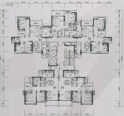 萝岗奥园广场81--97平方米户型图
