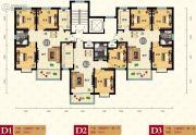 天健凤凰城2室2厅1卫0平方米户型图