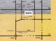 融创南景湾交通图