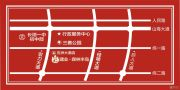 长垣建业森林半岛交通图