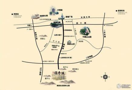 济南鲁能领秀城