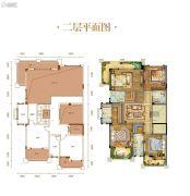 力帆红星国际广场紫檀庄园500--564平方米户型图
