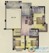 东方名城0室0厅0卫203平方米户型图