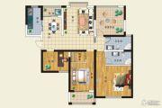 欧洲城3室2厅2卫0平方米户型图